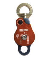 CMC Rescue Swivel Double Pulley