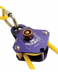 Traverse 540-degree Rescue Belay Large