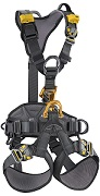 Petzl ASTRO Bod FAST, full body harness w/ intregrated CROLL L, ANSI & CSA