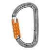 AM'D H-frame carabiner,  Triact-Lock