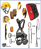 Basic Rope Access PPE Kit