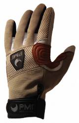 Rope Tech Gloves, Tan
