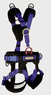 Yates Voyager Full Body Harness, (Blue)